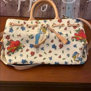 Rooney & Bourke Pin Up Purse